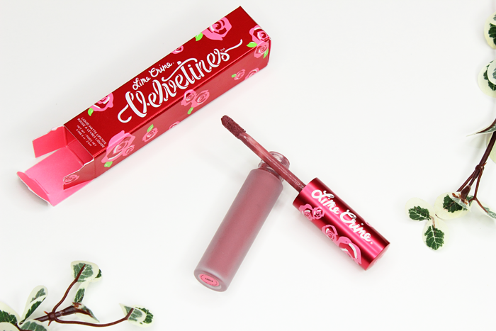 Lime Crime Velvetines in Faded