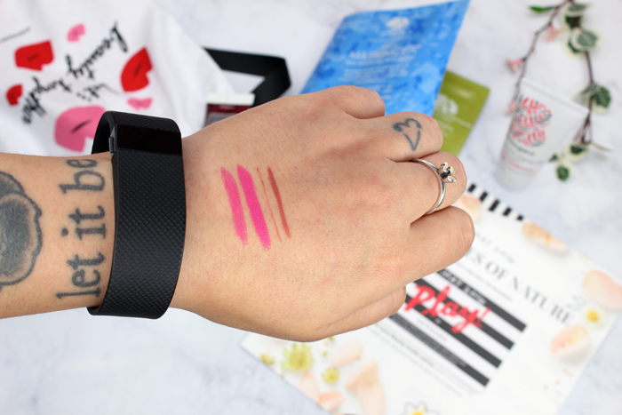 Play! by Sephora: May 2016