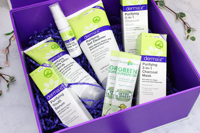 Derma E Purifying Collection