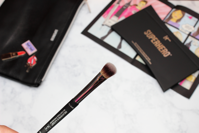 Heavenly Luxe® No-Tug® Dual Eyeshadow Brush #5