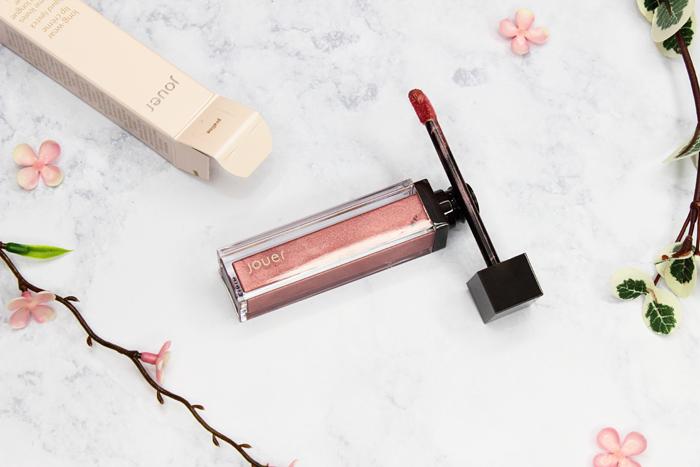 Jouer Lip Crème Liquid Lipstick in Praline