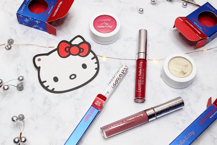 ColourPop Hello Kitty Collection