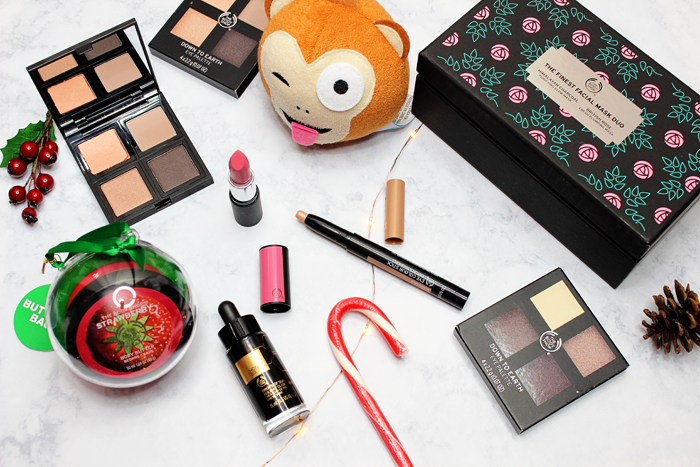 The Body Shop Christmas Goodies