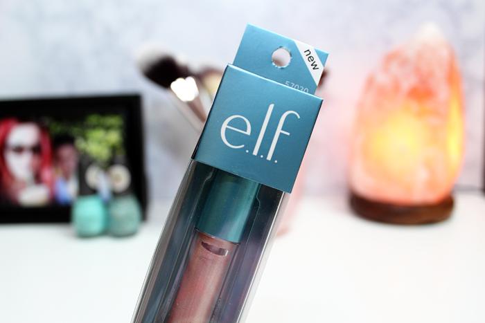 e.l.f. Aqua Beauty Molten Liquid Eyeshadow in Rose Gold