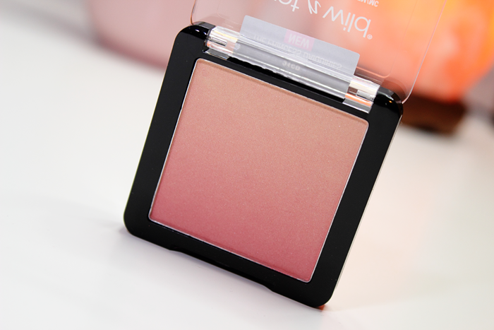 Wet n Wild Color Icon Ombre Blush in The Princess Daiquiries