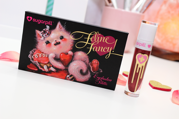 Sugarpill Feline Fancy Makeup Collection