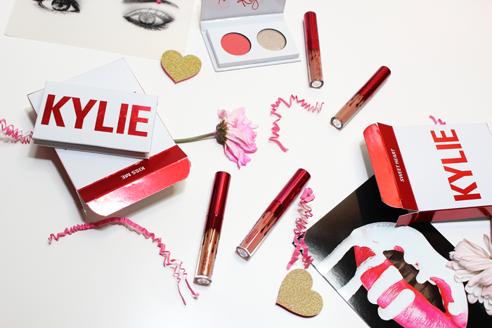 Kylie Cosmetics Sweet Heart Set