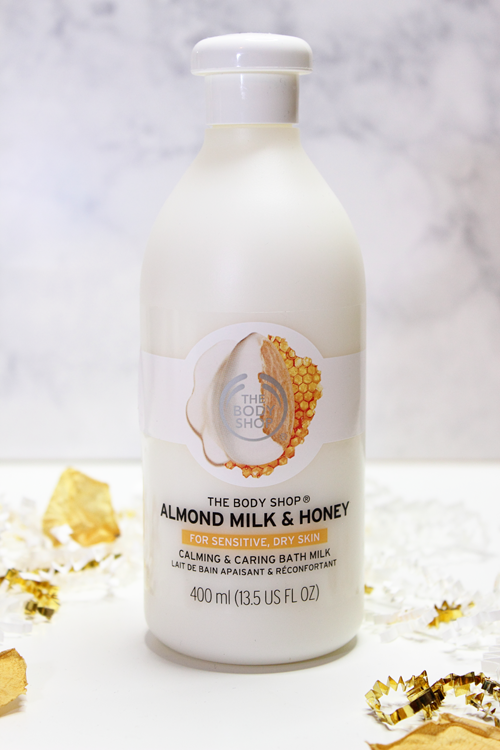 The Body Shop Almond Milk & Honey Collection
