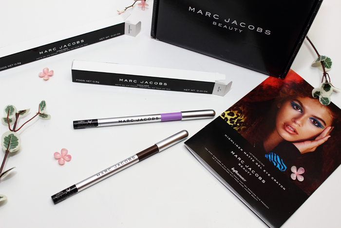 Influenster Marc Jacobs Beauty Highliner VoxBox