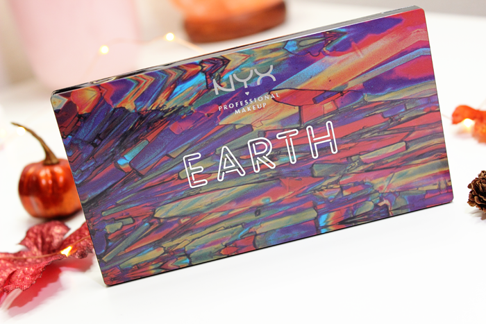 NYX In Your Element Earth Shadow Palette