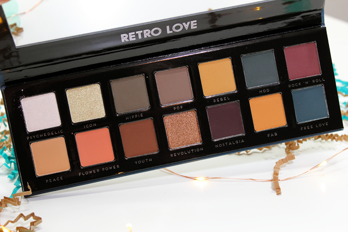Bad Habit Retro Love Palette