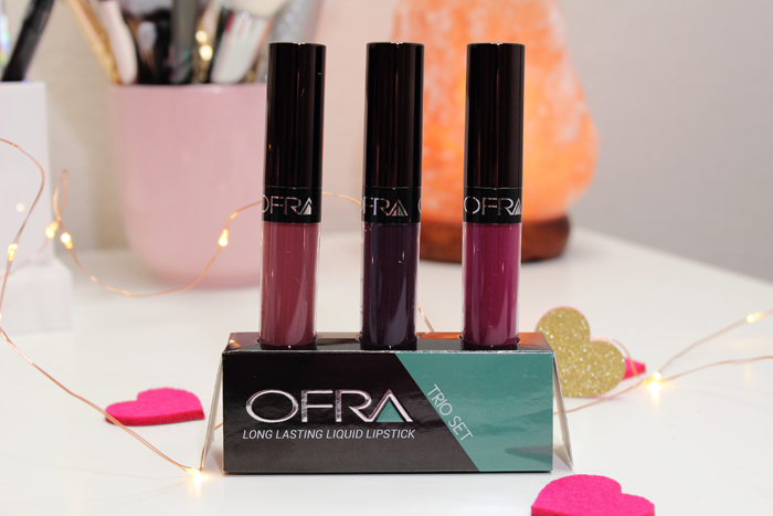 OFRA Cosmetics Vintage Vineyard Lip Set