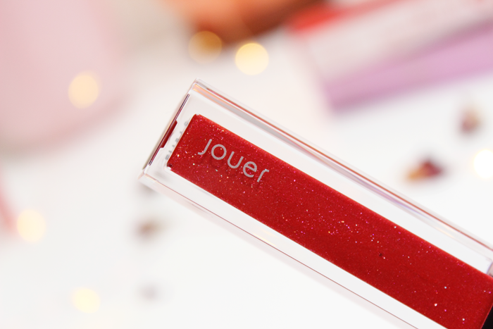 Jouer Lip Topper in Sweetheart
