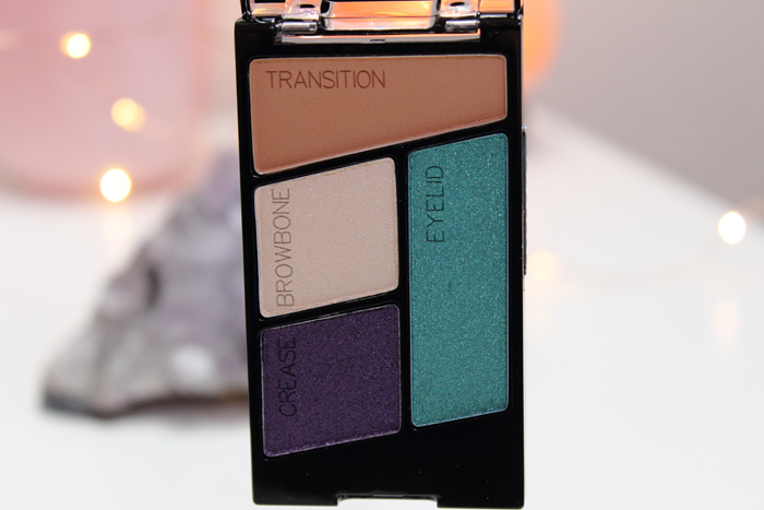 Wet n Wild Color Icon Eyeshadow Quad in Hasta La Costa Baby