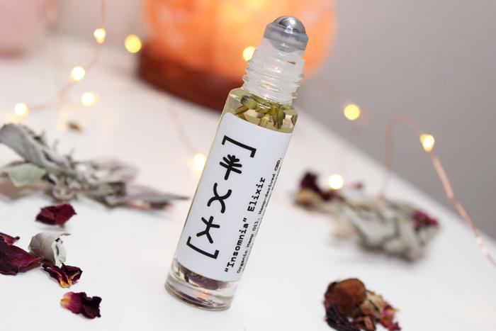 Life Flower Insomnia Elixir