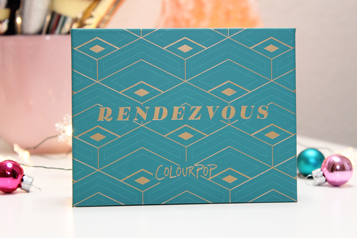 ColourPop Rendezvous Palette