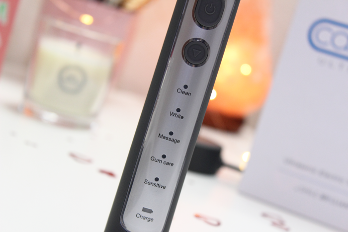 Smile Brilliant cariPRO Electric Toothbrush