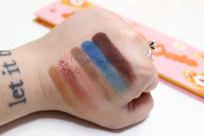ColourPop X Zoella Brunch Date Collection