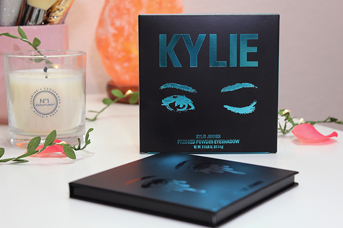 Kylie Cosmetics The Blue Honey Palette