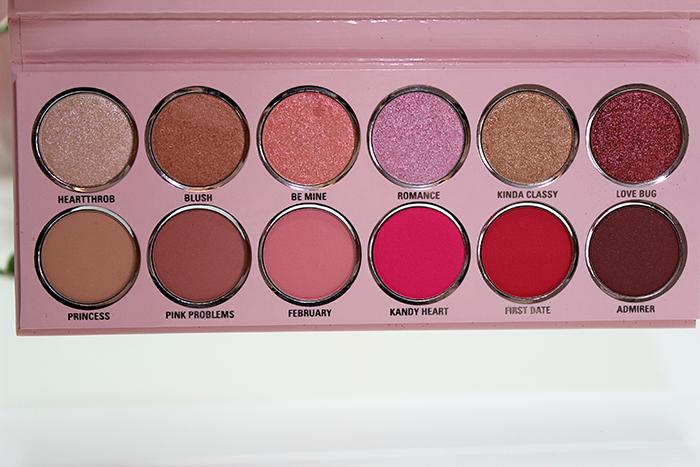 Kylie Cosmetics The Valentine Palette