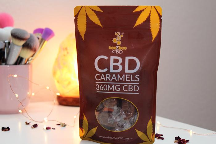 beeZbeeCBD Caramels