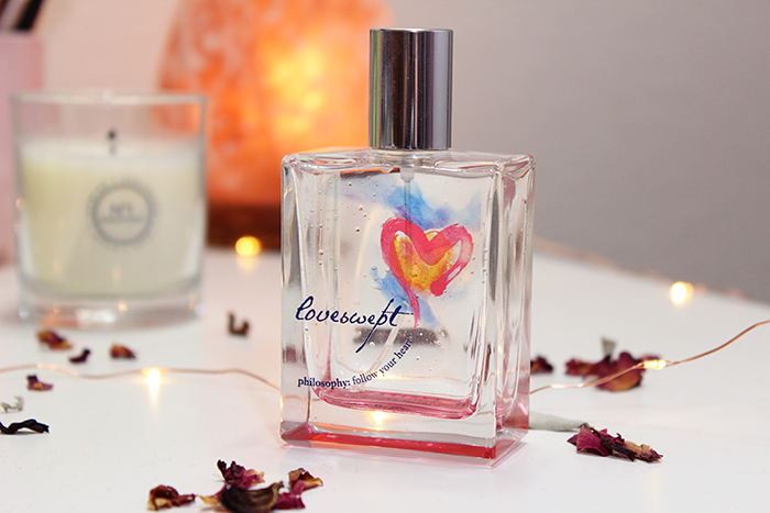 philosophy loveswept Spray Fragrance