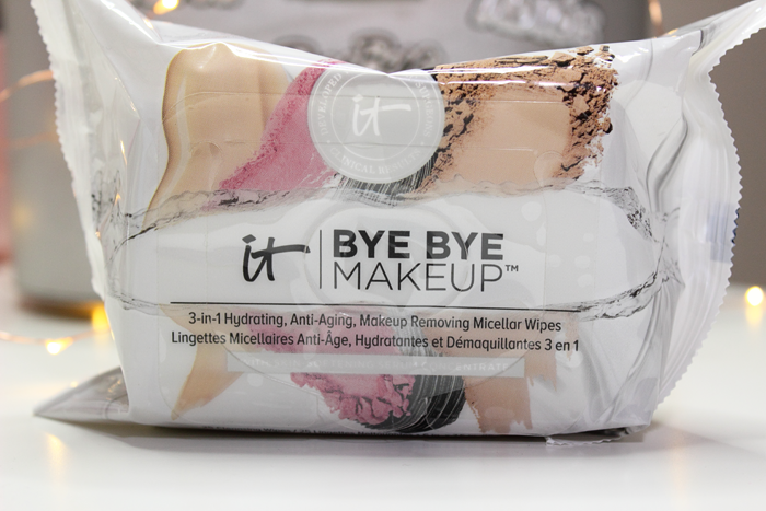 IT Cosmetics Bye Bye Makeup Wipes (25 CT)