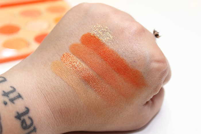 ColourPop Orange You Glad? Palette